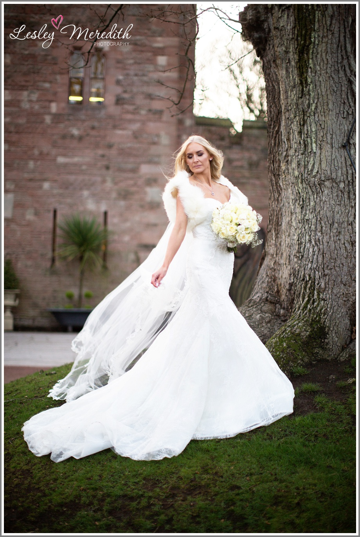 Julie Pronovias wedding dress from Eternity Bridal
