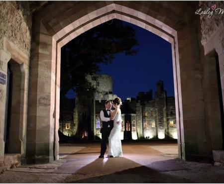 Peckforton Castle- Michelle + Tom