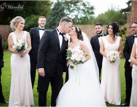 Alrewas Hayes Exclusive Country House Wedding and Events Venue – Christiana + Michael
