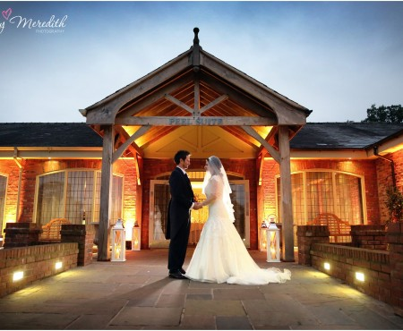 Colshaw Hall- Liz + David