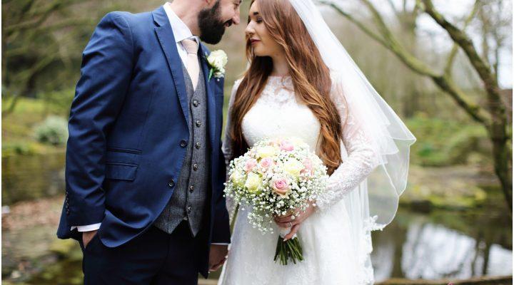 Colshaw Hall Spring Wedding – Carla + Aaron