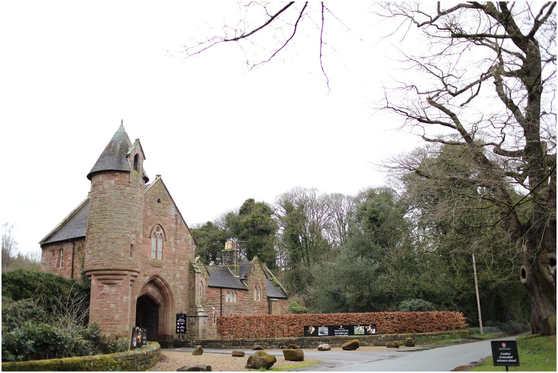 lodge peckforton castle