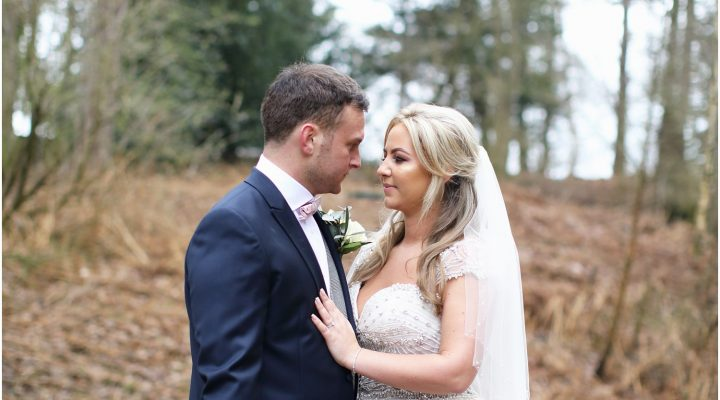 Jess & Lloyd 31.03.2018 Peckforton Castle