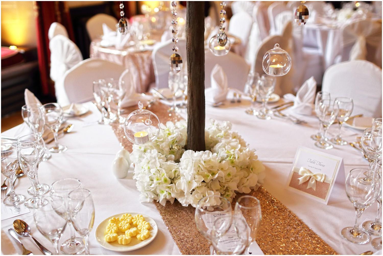 table flower settings