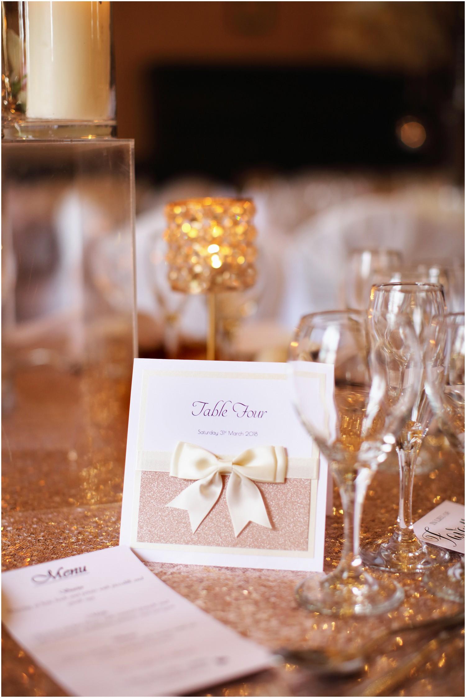 wedding stationary table names