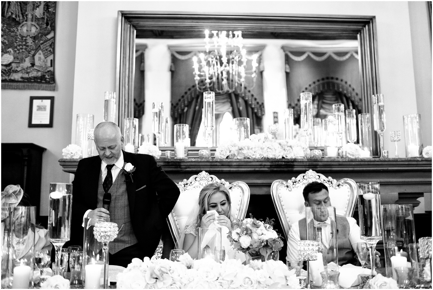 fathers speech bride crying