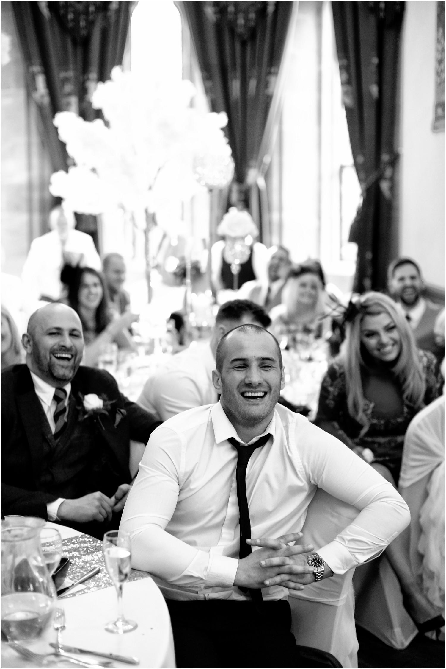 wedding breakfast speeches guests