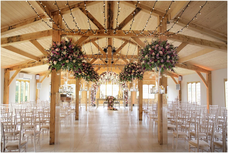 ceremony room Merrydale manor