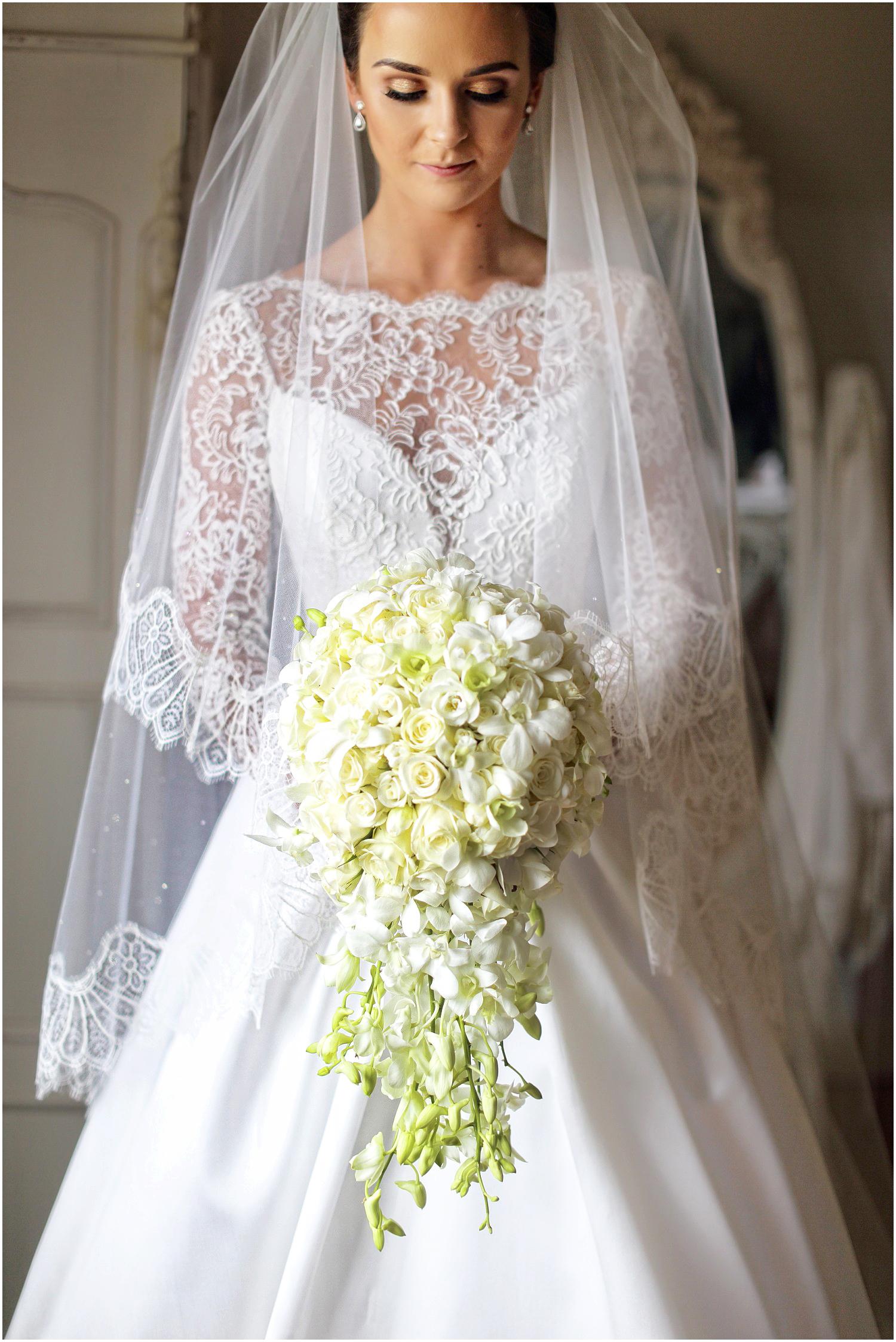 redfloral brides bouquet merrydale manor