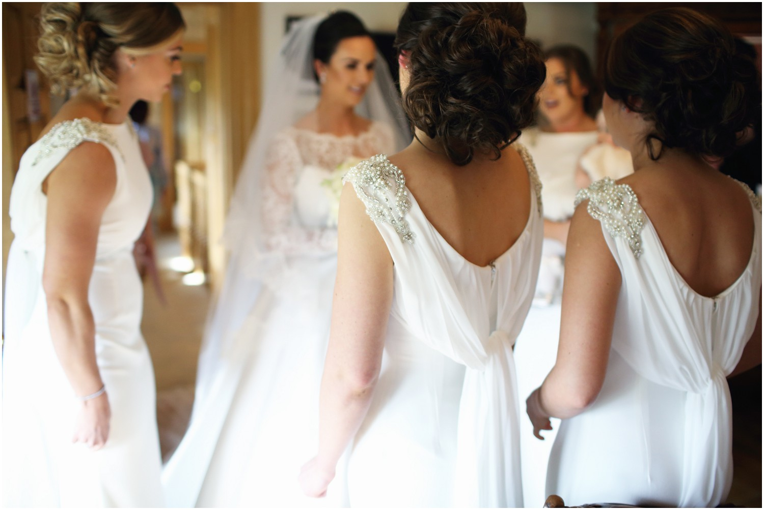 back detail on bridesmaids dresses