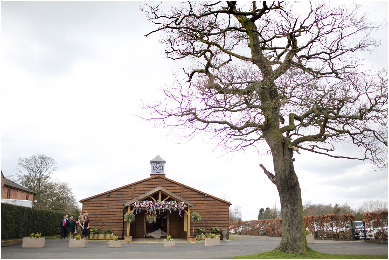 spring Merrydale manor chapel