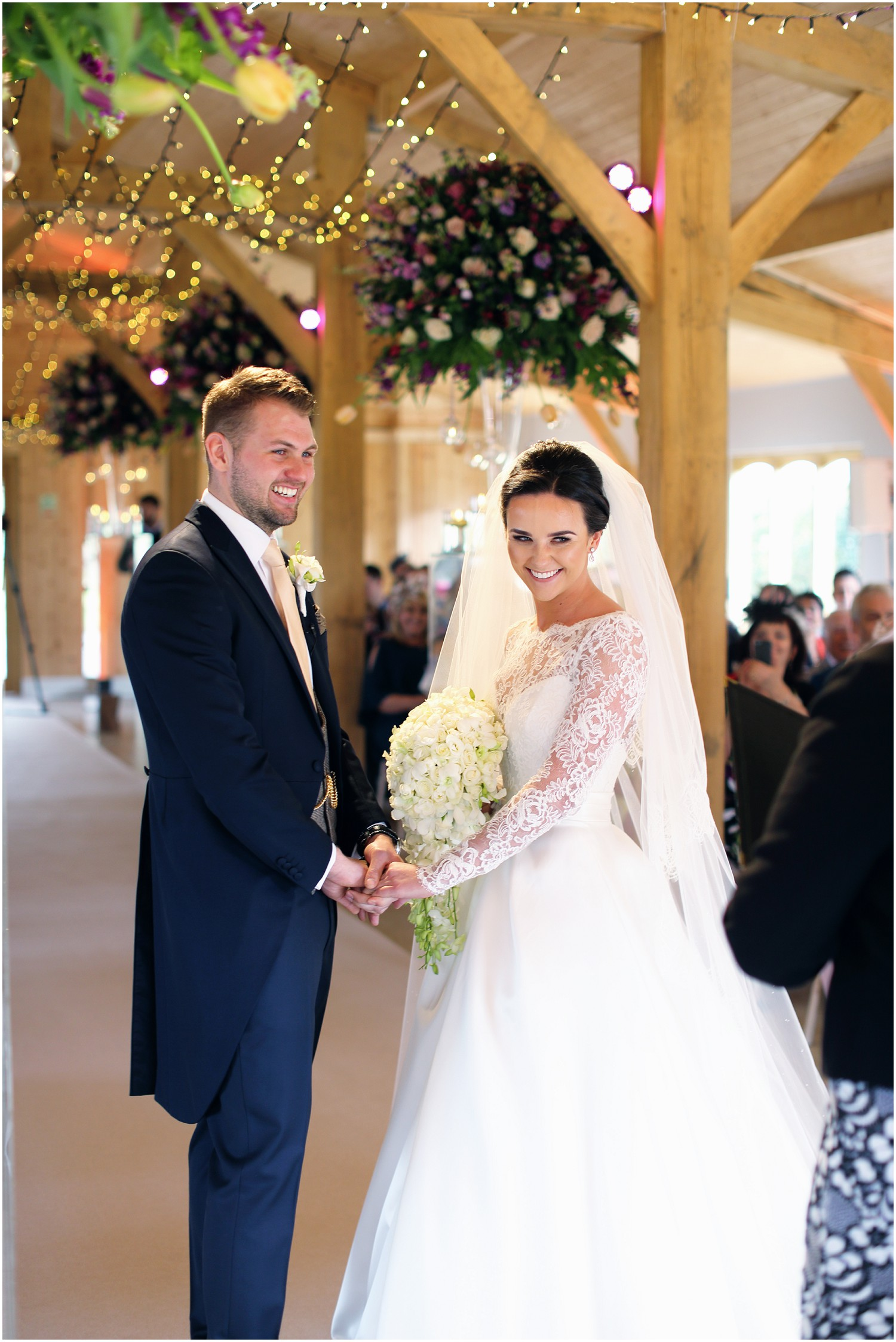 bride groom ceremony Merrydale
