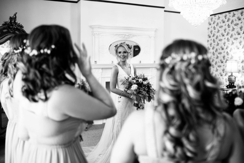 brides reveal