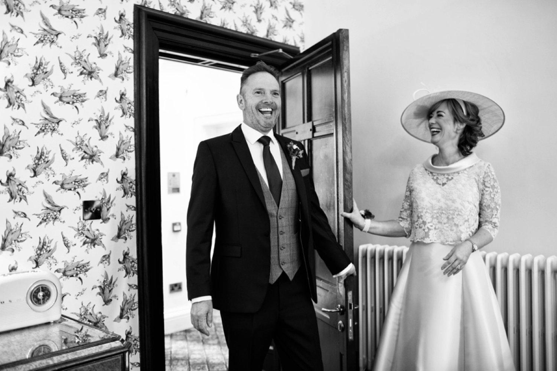 brides dad first glance